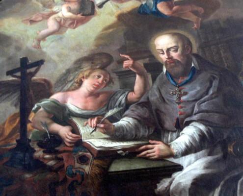 Strobl Kirche - Franz von Sales