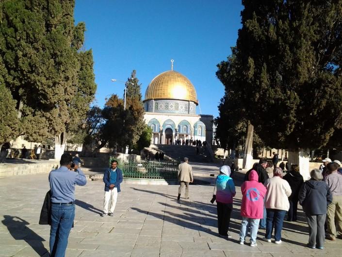Israel Reise OSFS 2015
