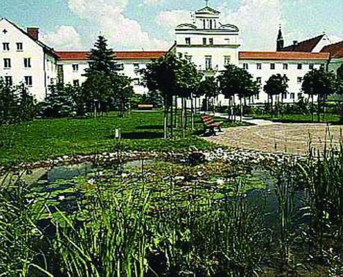 Neuburg Seniorenheim Sankt Augustin