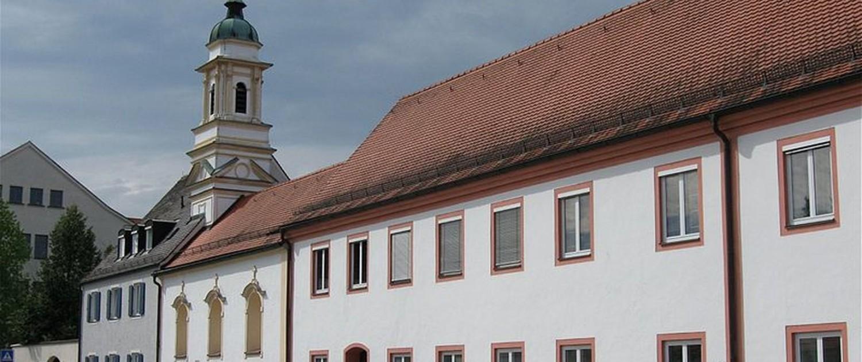 Neuburg Kloster Sankt Elisabeth