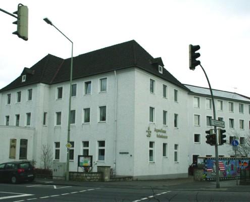 Paderborn Jugendhaus Salesianum