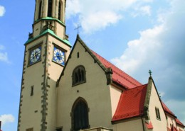 Pleystein Pfarre Sankt Sigismund