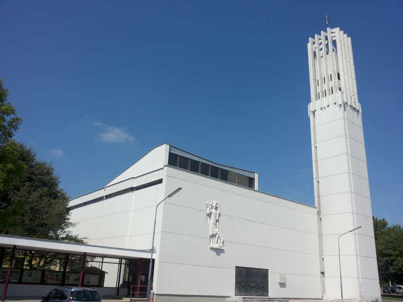 Wien Kirche Franz von Sales