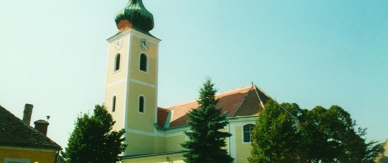 Pfarre Wolfsthal