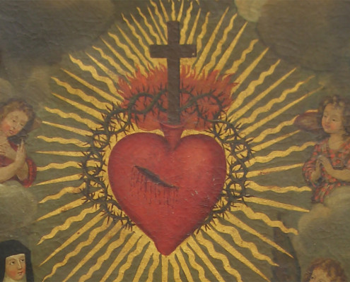 Das Herz Jesu