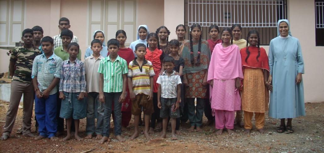 Die Kinder von Prakash Nagar
