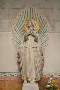 Unsere Liebe Frau vom Licht im Mutterhaus der Oblatinnen des hl. Franz von Sales in Troyes, Frankreich