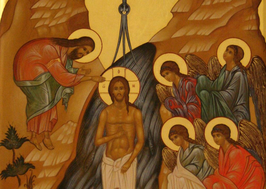 Predigt Zum Fest Taufe Des Herrn Mt 313 17 Osfs