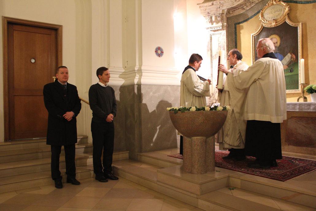 Predigt Zum Ort Der Taufe Osfs Deutschsprachige Provinz